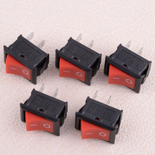 LETAOSK New 5Pcs Flameout Part Stop Kill ON-OFF Switch for Chinese 25cc 26cc Chainsaw Catcher new original stop switch a165e s 03u
