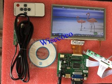 Cheapest prices 7 inch LCD Display with Touch Screen TFT Monitor AT070TN90 with HDMI VGA Input Driver Board Controller for Raspberry Pi