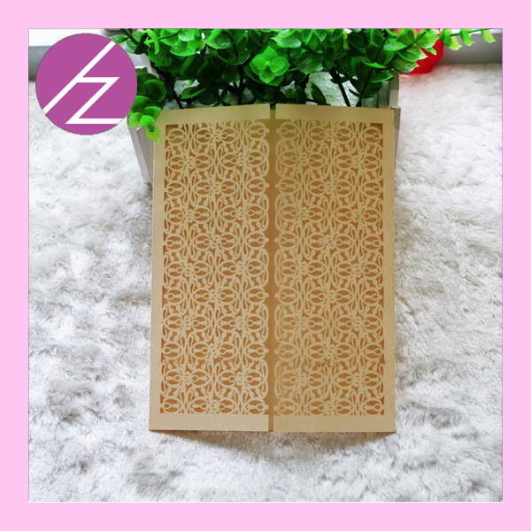 Free Shipping Handmade Laser Cut Graduation Wedding Invitations Cards Design European Classic Paper Customizable In From