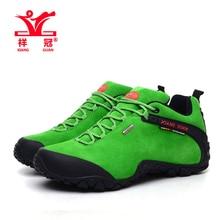 Xiangguan 2017 man outdoor hiking shoes slip resistant waterproof hiki