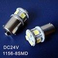 High quality 24V 1156 1141 1056 led goods van bulbs BA15s led freight car lamps BAU15s led Truck lights free shipping 50pcs/lot