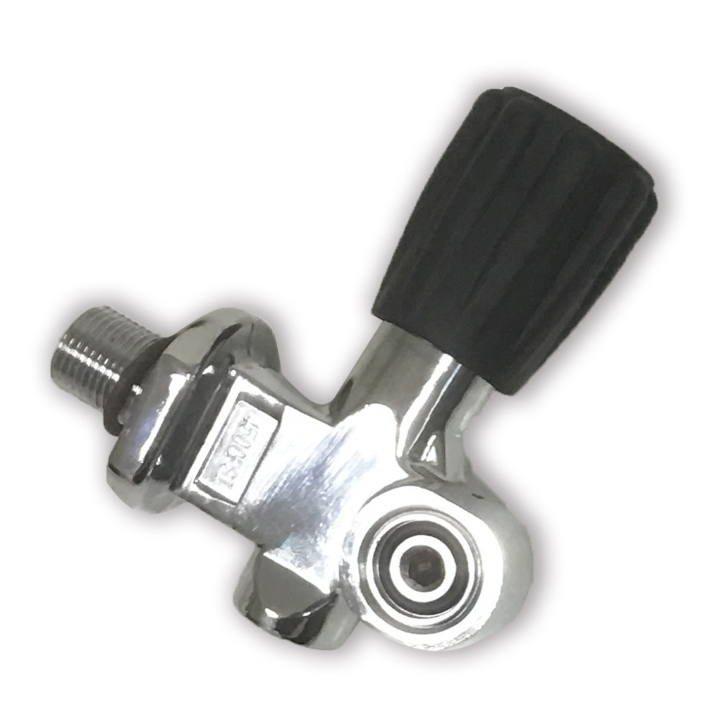 AC951 Thread 20Mpa 3000psi Diving Oxygen Cylinder Bottle Valve For SCUBA Tanks Diving Cylinder Head And Cylinder Valve -K