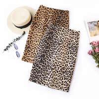 2019 Autumn Winter New Package Hip Skirt Women Retro Commuter Print Leopard Skirt Fashion Skirt High Waist Step Skirts 10 Styles