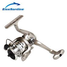 Carretes de pesca de Spinning de Alta Potencia Gear ABS Bobina Carrete 6BB 5.1: 1 Carretilha pesca Equipos de Pesca Nuevo SG1000 3000 5000