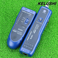 KELUSHI Free Shipping ! 1PCS 3KM SL601 RJ45 RJ11 Network Tester in retail package Network Wire Cable Tracker Checker