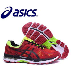 2018 Original ASICS GEL-KAYANO Night Running Athletic Shoes Unisex 40-45 Size Running Shoes Yanfei
