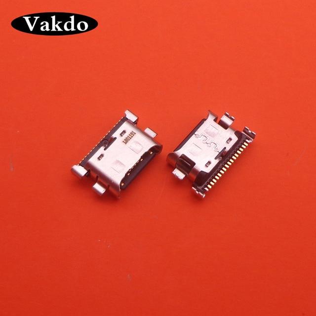 200 ชิ้น/ล็อต Charger Micro USB CHARGING Port Dock เชื่อมต่อซ็อกเก็ตสำหรับ Samsung Galaxy A70 A60 A50 A40 A30 A20 A405 a305 A505 A705