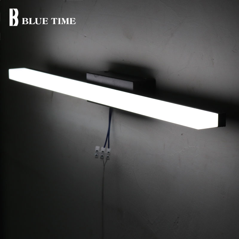White Sconce Led Wall Light Indoor Wandlamp Modern Led Wall Lamp For Living Room Bedroom Bedside Room Bathroom Lamp Ac110 220v Led Indoor Wall Lamps Lights & Lighting