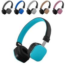 цена на ZW16 bluetooth headset volume  control wireless headphone stereo Hifi bass On-ear earphone for phone pc