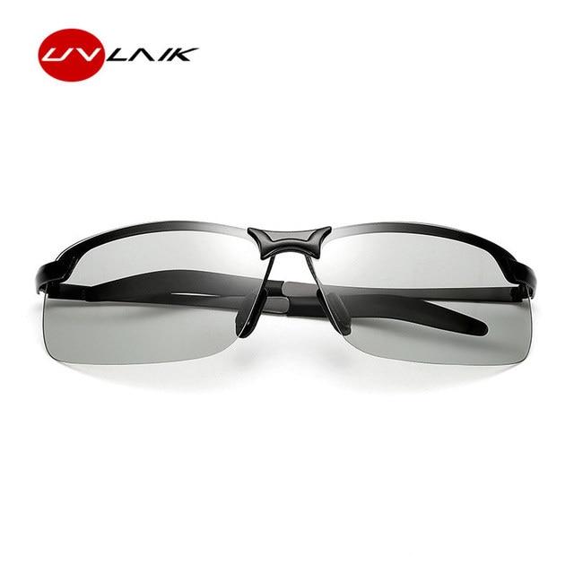 UVLAIK Classic Driving Chameleon Sunglasses  3