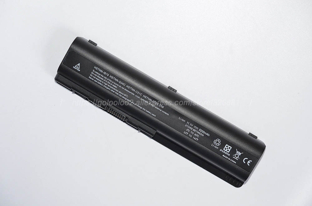 Golooloo 11.1v batareya HP Pavilion CQ71 CQ70 CQ60 hstnn-lb72 CQ45 - Noutbuklar üçün aksesuarlar - Fotoqrafiya 3