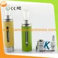 1 pcs MT3 Atomizador eGo Cartomizer Inferior Bobina de Aquecimento 10 Cores Evod Clearomizer para o Cigarro Eletrônico