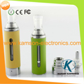 1 unids MT3 Atomizador eGo Cartomizer Bobina de Calentamiento Inferior 10 Colores Evod Clearomizer Cigarrillo Electrónico