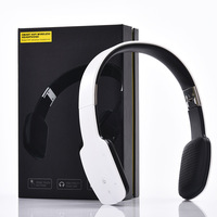 Over Ear Wireless Bluetooth 4.1 Stereo Headset Sport Earphone Foldable HIFI Music Headphone With Mic