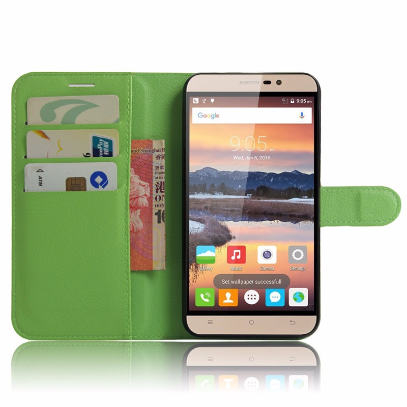 Fundas For Cubot Dinosaur Case 5.5 Wallet Original PU Leather Cover Case For Cubot Dinosaur Case Flip Protective Phone Back Bag (15)