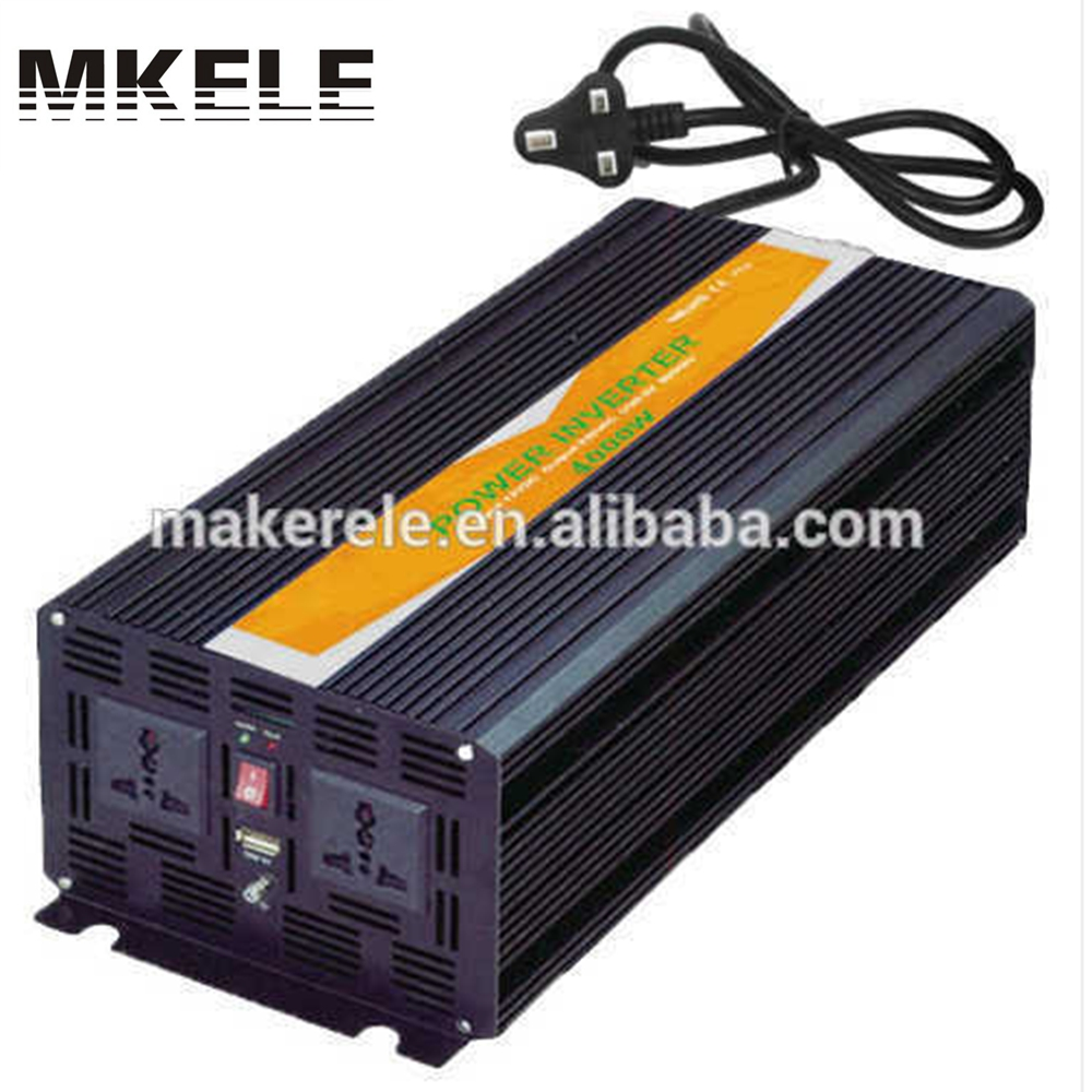 цена на MKP4000-242B-C large power inverter for whole house 4000watt 24v 230v with charger solar ultra boost frequency converter