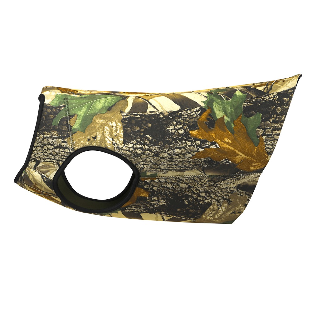 Tourbon Clothing Hunting Waistcoat Jacket Chest-Protector Waterproof Outdoor Camo Dog