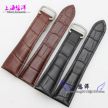 This new band Genuine leather strap Male 22 23  24 male and female  25