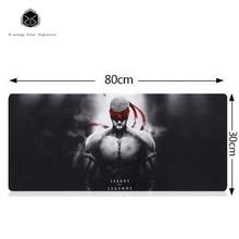 2016 800mm 300mm Super Huge Grande large Mousepads gamer gaming Mouse pads Keyboard mat net bars For Dota2 Diablo 3 CS