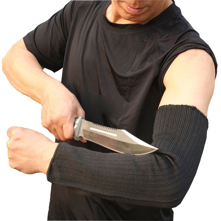 Wrist Defense Supplies Level 5 cut-resistant armband thick steel anti- cut knife stab- proof glass scratch-resistant armband level 5 cut resistant armband thick steel anti cut knife stab proof anti scratch glass wrist defense supplies