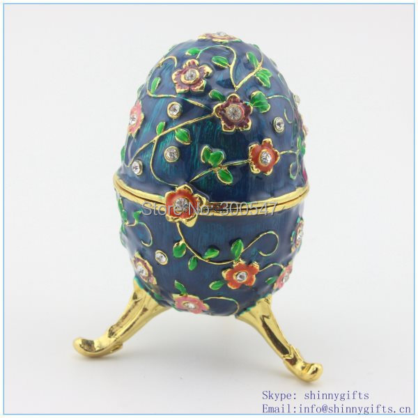 Gift cute picture more detailed picture about egg shape jewelry egg shape jewelry boxes wholesale india easter gifts free shipping negle Images