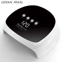 OCEAN PEARL SUN5X UV LED Lamp Nail Dryer 48W UV Lamp Double