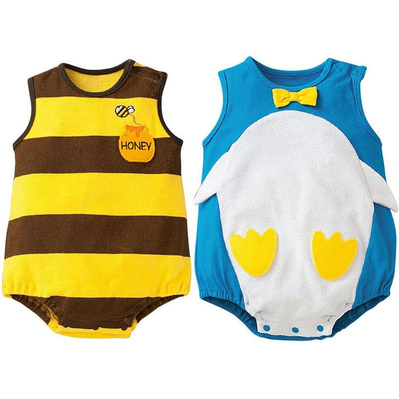 Trendy-Infant-Baby-Suit-Girl-Boy-Cartoon-Pattern-Romper-Jumpsuit-Toddler-Apparel-3