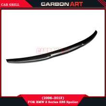 CarbonArt Carbon Fiber Spoiler Wing for E93 BMW 3 Series Convertible Only 335i 330i 325i 320i