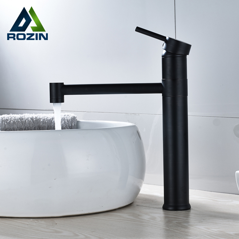 Free Shipping Black Color Basin Sink Faucet Single Level Hot And Cold Water Copper Mixer Tap free shipping concealed installation black color basin faucet hot and cold water wall mounted basin faucet bf999a