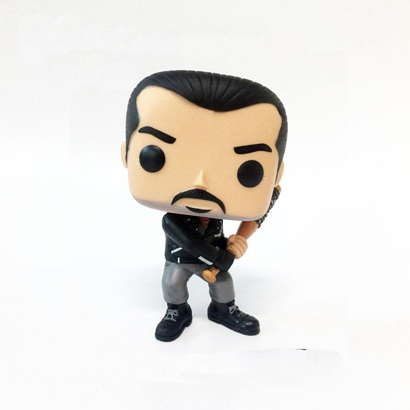 the walking dead figure toy The Walking Dead Negan PREORDER christmas gift the walking dead инстинкт выживания
