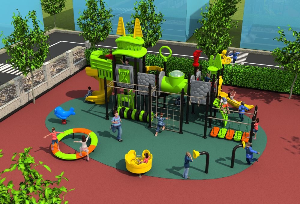 ce iso tuv outdoor playground structure children climbing equipment kids sport facility ylw. Black Bedroom Furniture Sets. Home Design Ideas