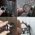1 Pieza 12 Funciones Multi Herramienta Destornillador Portátil de Reparación de Bicicletas Herramientas de Mano Multiherramientas Destornillador Llave Allen
