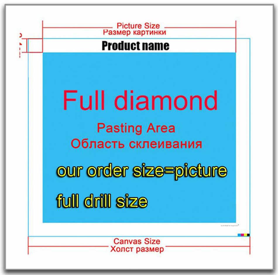 Halloween diamant mosaïque sucre crâne beauté diamant peinture dessin art épouvantail photo décor femmes broderie point affiche