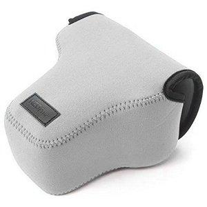 Image 4 - Di động Mềm Chống Thấm Nước Bên Trong Camera Lưng Bao Da Thiết kế cho Máy Ảnh Panasonic Lumix DMC G80 DMC G85 G80 G81 G85 với 12 60mm CHỈ