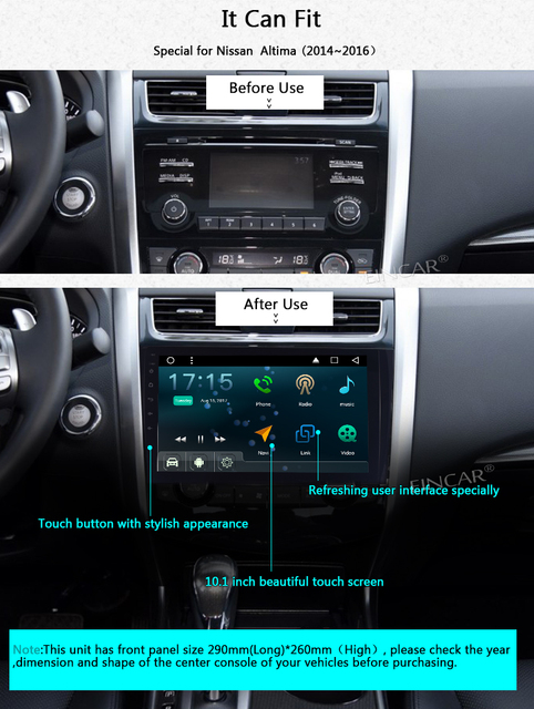 Free Backup Camera Android 7 1 10 1 Inch 2 Din Car Stereo Gps