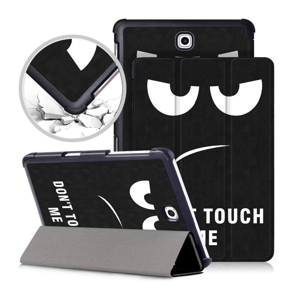 Ultra Slim Case For Samsung Galaxy Tab S2 8.0 SM-T710 T715 T713 T719 Smart Cover Magnet Case For Samsung Galaxy Tab S2 8.0 Case