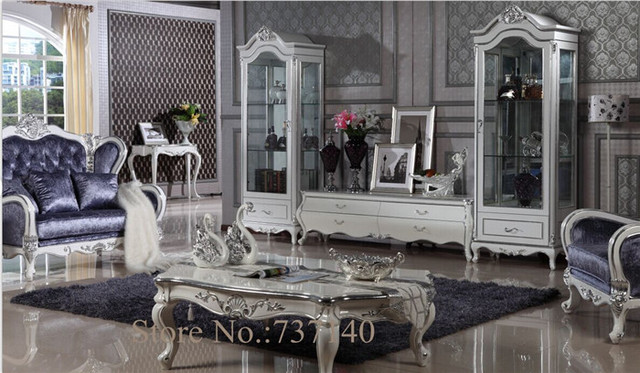 Wood Cabinet Glass Mirror Furniture Cabinet Storage Shelves Living Room  Cabinet Retro Cabinet Wholesale Price