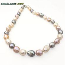 women peach pearls round