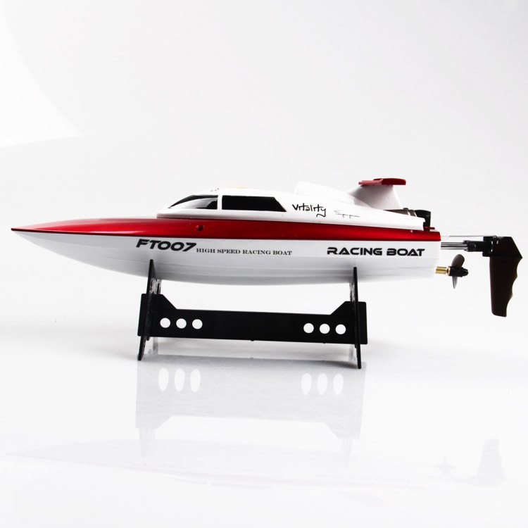 Flywheel FT007 a key reversal high speed water boat water cooled remote control