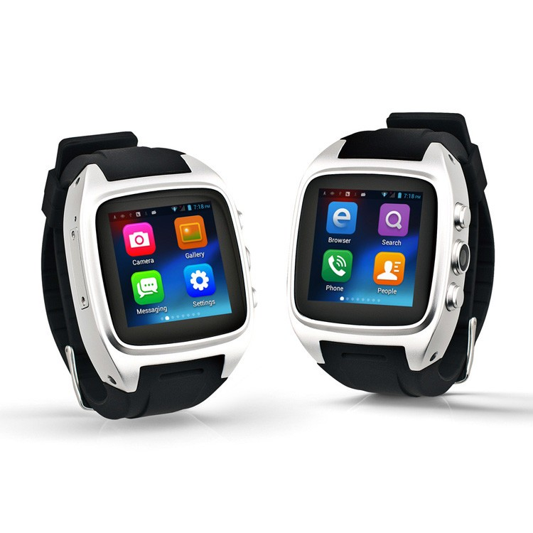 ФОТО New Smartwatch X01 Updated Version Android 4.4 Dual core 1.54