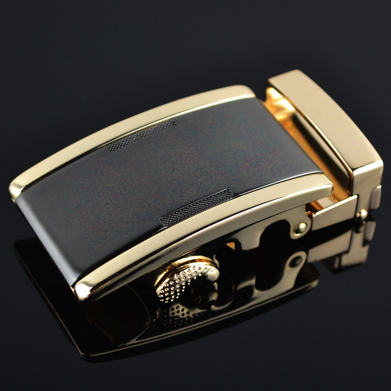 3.5cm Width Automatic Belt Buckle Luxury Dress Belt Men Leder Belt Buckle CE87362