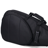 Waterproof Thicken 10 Mm Electric Guitar Bass Folk Bag Case Backpack Guitarra Bass Accessories Parts Carry