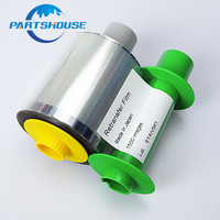 New Retransfer HDP Film for Fargo 084053 HDP Retransfer Film for HDP5000 HDPii 1500 Clear HDP Film id card transfer Film