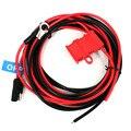 Cable de alimentación para motorola gm300/338/3188 cm140 hf transceptor de radio-aficionado