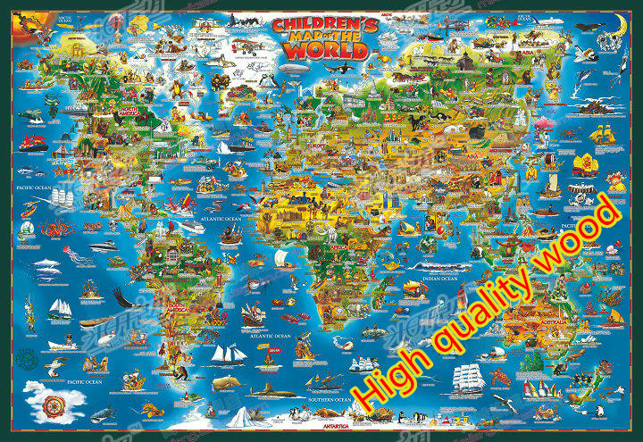 Hot sale high quality classic educationa kidsbaby toy toys for high quality classic educationa kidsbaby toy toys for children the world map wooden timber puzzles jigsaw puzzle 1000 in puzzles from toys hobbies on gumiabroncs