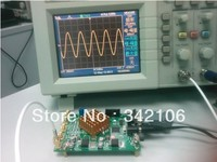 Free Shipping 1HZ 100MHz AD9854 DDS Function Signal Generator Module PC Control Software