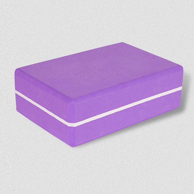 Yoga Blocks purple