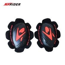 Newest High Quality Racing Knee Slider Motorcycle Knee Pads Barcelona Protectors For Motocross Kneepads KS006