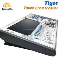 Цифровой Тигр Touch Titan 11/10. 1/10. 0/V сенсорный экран DMX осветительная консоль контроллер для освещения сцены DJ оборудования с кейс