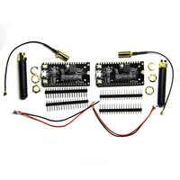 TTGO 2Pcs SX1276 LoRa ESP32 868 / 915MHz Bluetooth WI-FI Internet Antenna  Development Board for Arduino